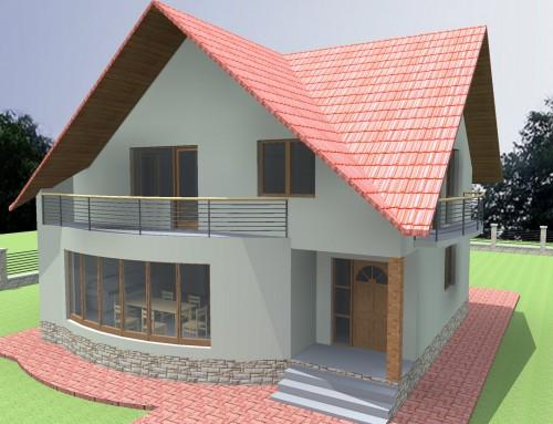 Casa Galben Radu